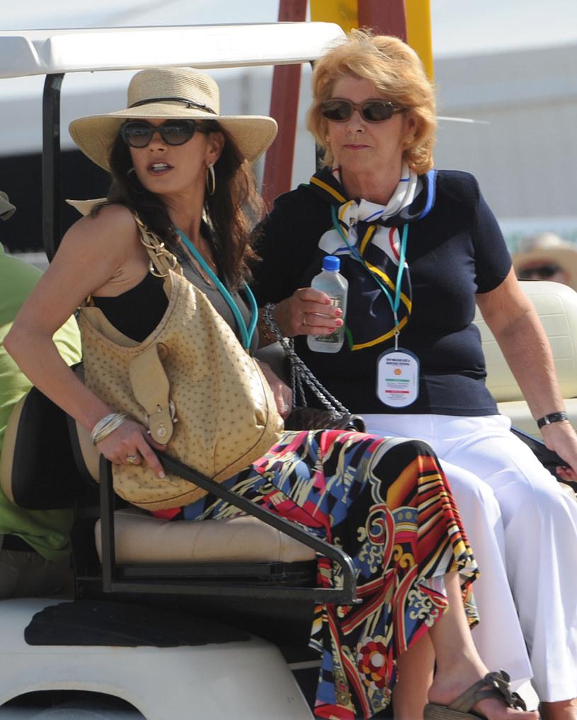 Matka i córka zawsze miały ze sobą świetny kontakt  /Getty Images/Flash Press Media