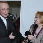 Matka Piotra Adamczyka o jego romansie dowiedziała się z mediów!