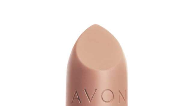 Matowa szminka AVON True Perfectly Nude