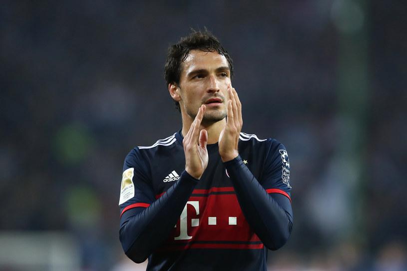 Mats Hummels z Bayernu /Oliver Hardt /Getty Images