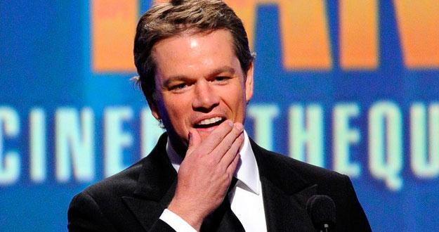 Matt Damon chce spróbować reżyserii /AFP