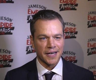 """Matt Damon o roli w filmie """"Jason Bourne"""""""