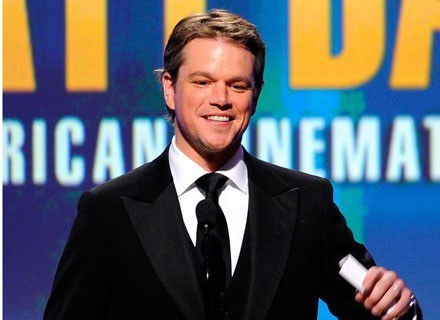 Matt Damon /Getty Images/Flash Press Media