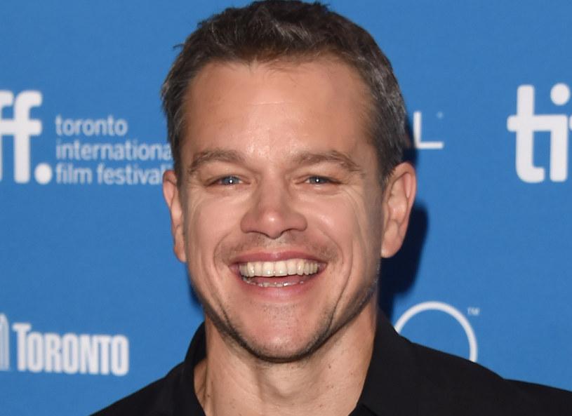 Matt Damon /Getty Images