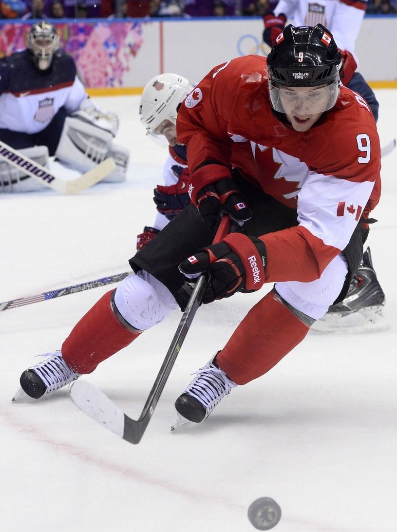 Matt Duchene, hokeista reprezentacji Kanady /AFP