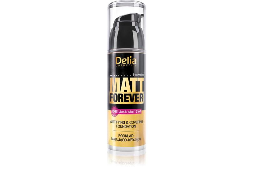 Matt Forever Delia Cosmetics /Styl.pl/materiały prasowe