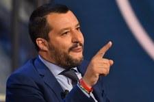 Matteo Salvini: Skonfiskować statek ratujący migrantów, a załogę osądzić