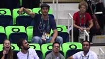 Matthew McConaughey kibicuje na Igrzyskach w Rio