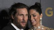 Matthew McConaughey pofolgował sobie