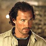 """Matthew McConaughey w filmie """"Sahara"""" /"""