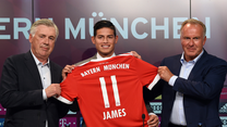 Matthias Sammer skrytykował transfer Jamesa do Bayernu. Wideo