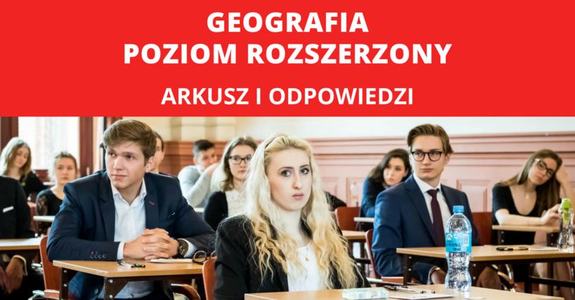 Matura 2017 (zdj. ilustracyjne) /TOMASZ CZACHOROWSKI/POLSKA PRESS/ Oprac. graf. INTERIA.PL /East News