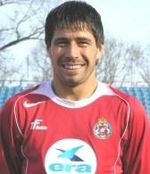 Mauro Cantoro ma jeszcze rok ważny kontrakt z Wisłą Kraków /INTERIA.PL