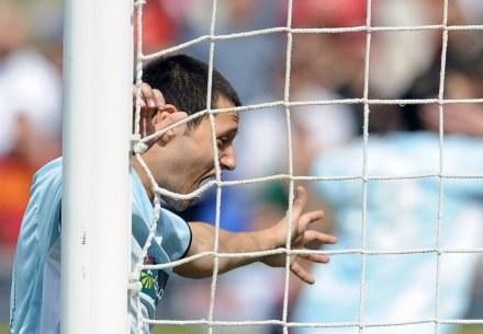 Mauro Zarate. /AFP
