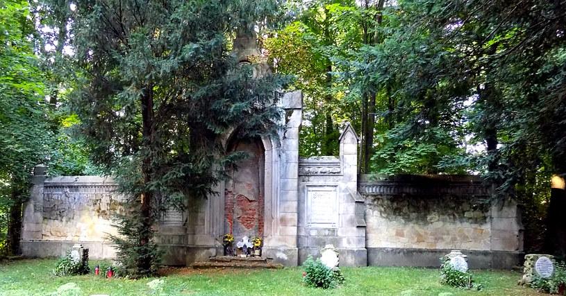 Mauzoleum von Münchhausenów w Szalejowie. Fot. D. Pietrucha /Odkrywca