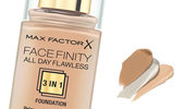 Max Factor: Nowe odcienie Facefinity All Day Flawless 3w1