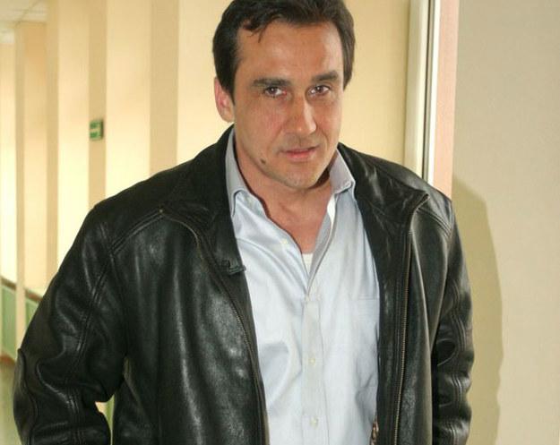 Max Kolonko na zdjęciu z 2008 roku w kurtce, która mogła zostać wyprodukowana w kraju muzułmańskim /Michał Rogala /Agencja SE/East News