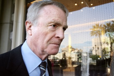 Max Mosley /AFP
