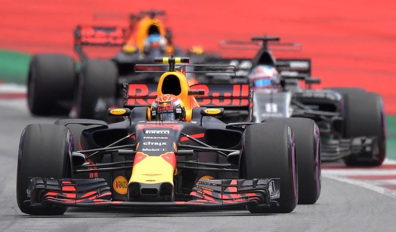Max Verstappen podczas GP Austrii /AFP