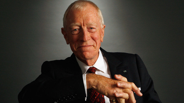 Max von Sydow /Mark Mainz /Getty Images