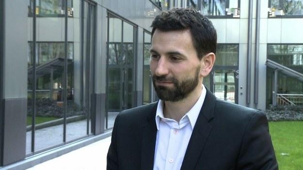 Maxime Guirauton, Samsung Electronics /Newseria Biznes