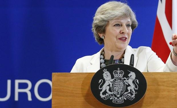 May o negocjacjach ws. Brexitu: Jest znaczący postęp