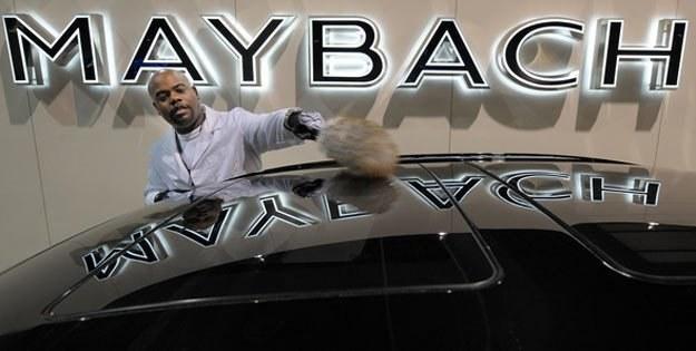 Maybach przynosi ostatnio coraz większe straty /AFP