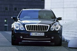 Maybach z Chin?