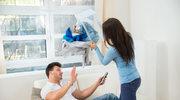 Mąż nie pomaga ci w domu?