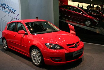 Mazda 3 /INTERIA.PL