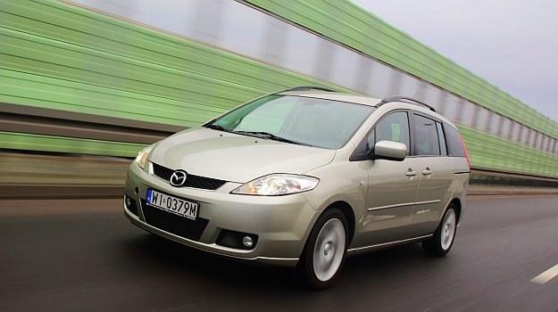 Mazda 5 /Motor