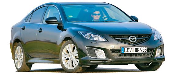 Mazda 6 (2008-2012) /Motor