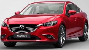Mazda 6 i CX-5 po liftingu - polskie ceny