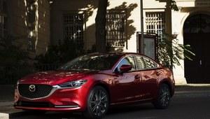 Mazda 6 po kolejnej modernizacji