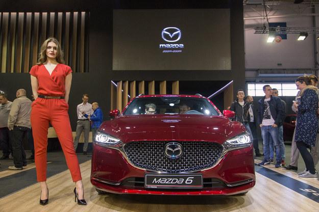 Mazda 6  - premiera na Poznań Motor Show 2018 /Mazda