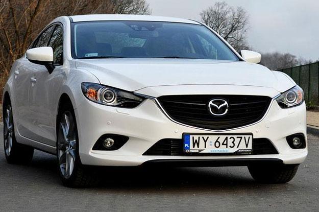 Mazda 6 to auto naszpikowane nie tylko nowoczesną technologią, ale również... filozofią /INTERIA.PL