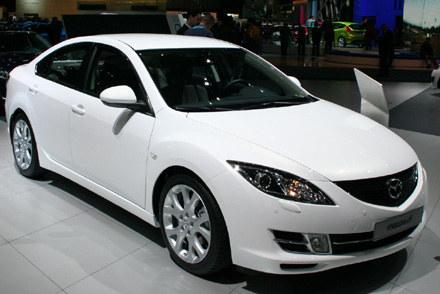 Mazda 6 /INTERIA.PL