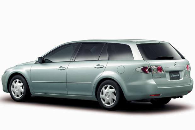 Mazda Atenza/Mazda6 SPORT WAGON FWD (kliknij) /INTERIA.PL