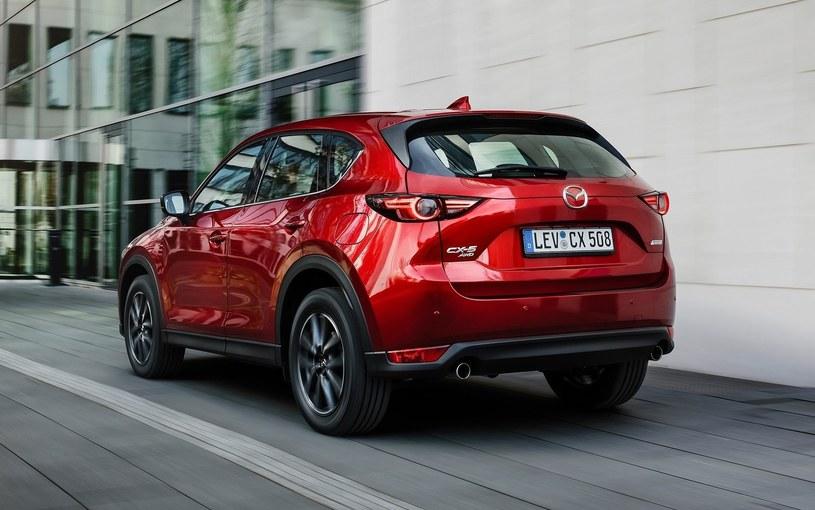 Mazda CX-5 /INTERIA.PL