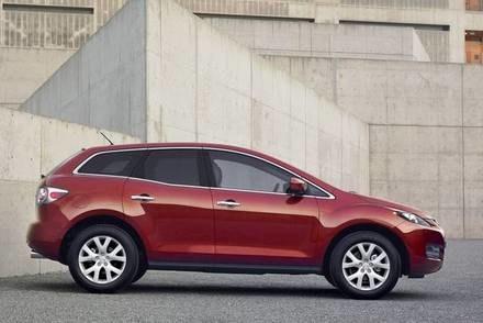 Mazda CX-7 / Kliknij /INTERIA.PL