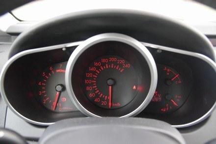 Mazda CX-7 /INTERIA.PL