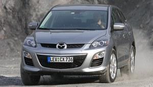 Mazda kończy produkcję sportowego SUV-a. Dlaczego?