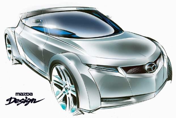 Mazda Kusabi (kliknij) /INTERIA.PL