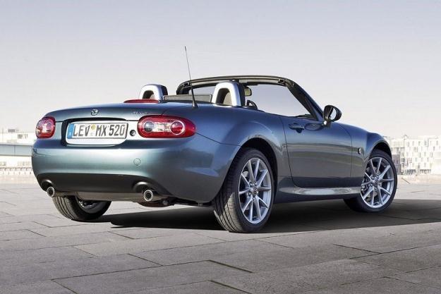 Mazda MX-5 będzie produkowana w Europie? /