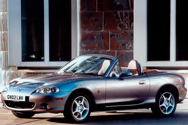 Mazda MX-5 Phoenix (kliknij) /INTERIA.PL