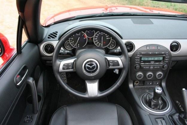 Mazda MX-5 /INTERIA.PL