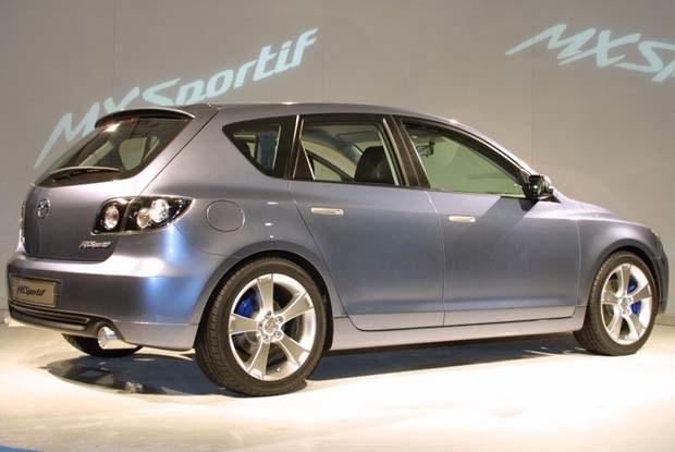 Mazda MX Sportif (kliknij) /INTERIA.PL