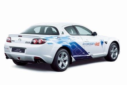 Mazda RX-8 hydrogen RE /