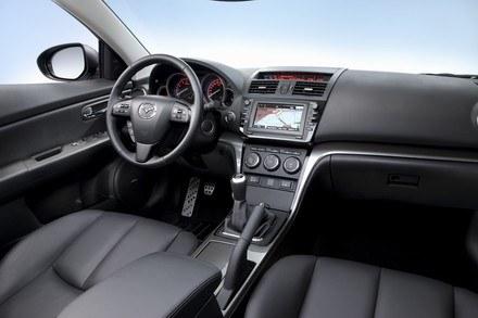 Mazda6 po liftingu /