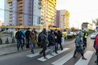 Mazowieckie: Protesty ws. budowy linii wysokiego napięcia